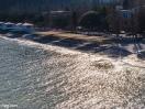 Новые пляжи восстановленные после шторма