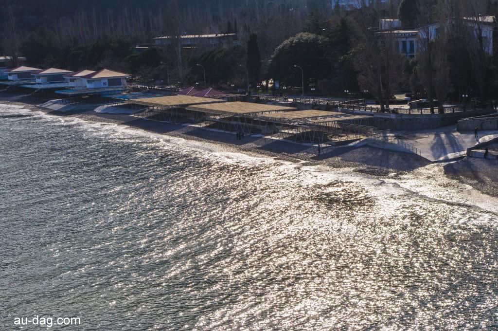 Восстановленные пляжи
